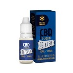 PLANT OF LIFE - CBD 1% E LIQUID OG KUSH 100MG 10ML