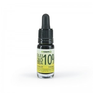 BIOKONOPIA 10% 1000mg  10ml