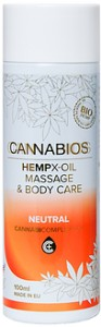 CANNABIOS X-OIL NEUTRAL  OLEJEK DO MASAŻU 100ML.