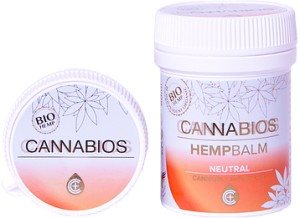 CANNABIOS BALSAM KONOPNY NEUTRALNY  50ML.