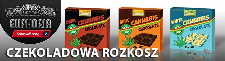 euphoria konopia, czekolada z konopi, czekolada konopna,